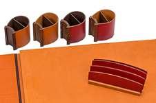 Atelier de la for t maroquinerie de luxe accessoires for Accessoire bureau luxe